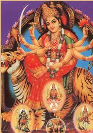 Vaishno Mata Durga bhajan temple